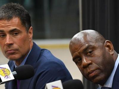 The Lakers' season was an organizational failure on every level