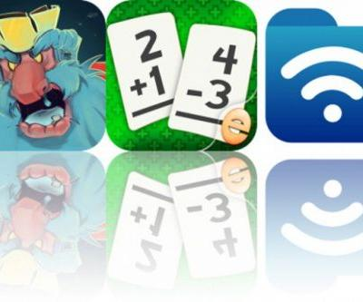 Today's Apps Gone Free: Return of the Zombie King, Math Flashcard Match Games and Phone Drive