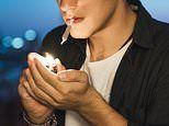 Smoking cannabis in your teens IS linked to depression in later life as it 'damages brain'
