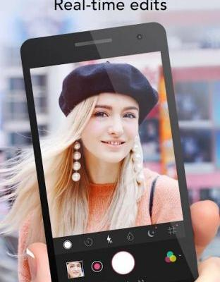 Top 10 Android Apps - Selfies - August 2018