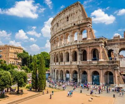 Round-trip flights to Rome are under $400 with this flash sale