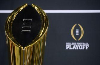 College Football Playoff: Post-Rivalry Week Rankings Projections