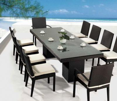 50 Elegant Plastic Outdoor Dining Table Pictures
