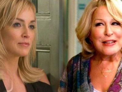 Sharon Stone and Bette Midler Team for Tale of the Allergist's Wife
