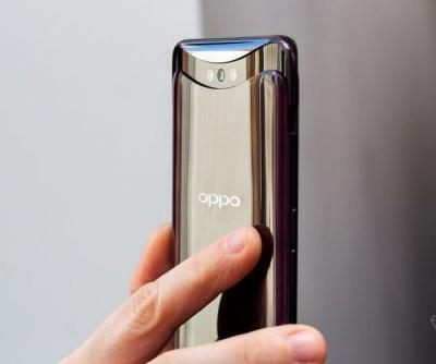 OPPO Find X is here with a pop-up slider for all three cameras