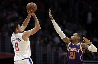 Clippers extend home winning streak to 9 by beating Suns