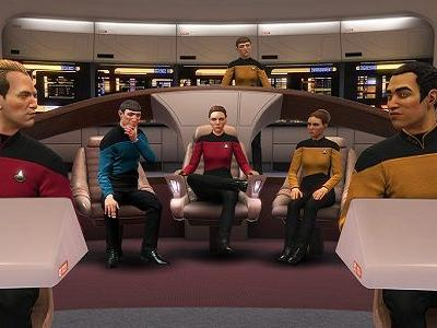 Play Star Trek: Bridge Crew Aboard The Enterprise-D In New Next Generation DLC
