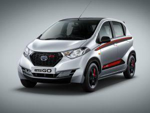 Datsun redi-GO Limited Edition2018 Launched At Rs 358 lakh