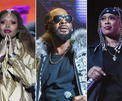 Erykah Badu and Da Brat defend R. Kelly