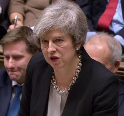 Theresa May wants to reopen Brexit talks with EU, despite 'limited appetite'