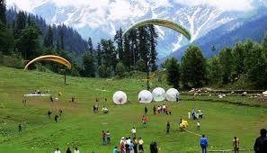 Himachal tourism witnesses extraordinary decline of 81.4% tourists in 2020