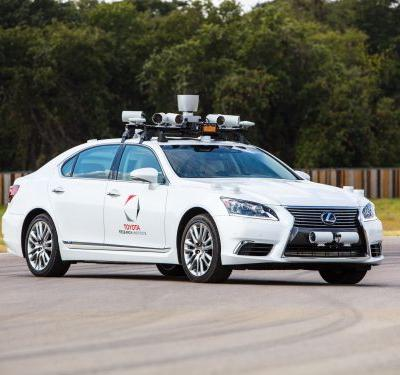 Toyota will temporarily stop its self-driving-car tests after fatal autonomous Uber accident