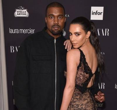 Kanye West spent hours cooking up this grand gesture for Kim Kardashian on Valentine's Day