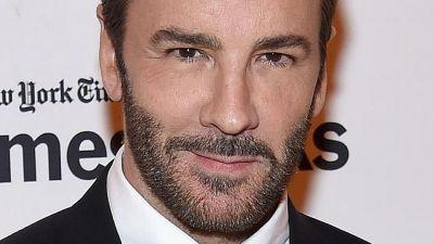 Tom Ford: 'I won't dress Melania'