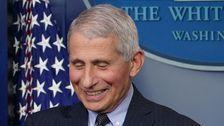 Fauci Calls It 'Liberating' To 'Let The Science Speak' With Biden As President