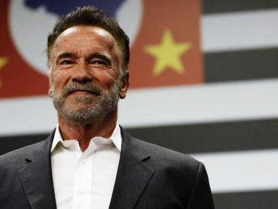Arnold Schwarzenegger attacked at sporting event