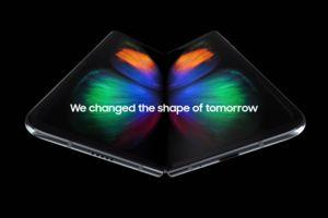 Samsung Galaxy Fold supports Verizon and Sprint's CDMA and LTE bands