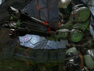Quake Champions' April update launches alongside free-to-play trial