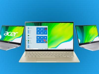 Acer brings new Swift 5 and Swift 3 laptops to the UAE and KSA