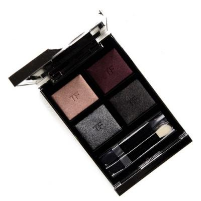 Tom Ford Badass (01) Eye Color Quad Extreme Review & Swatches