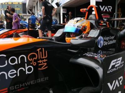 F3 Racer In Macau Horror Crash 'Will Race Again' After 11-Hour Surgery
