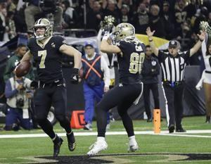 Zuerlein's 57-yard field goal sends Rams to Super Bowl