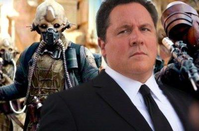 Jon Favreau Is Voicing an Important Alien in SoloSolo director
