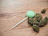 70-year-old man suffers a heart attack after trying a marijuana lollipop for the first time