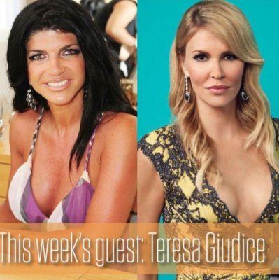 Teresa Giudice Wants To End Brandi Glanville & Kenya Moore's Feud; Explains Why The Next Real Housewives Of New Jersey Season Was The Hardest For Her