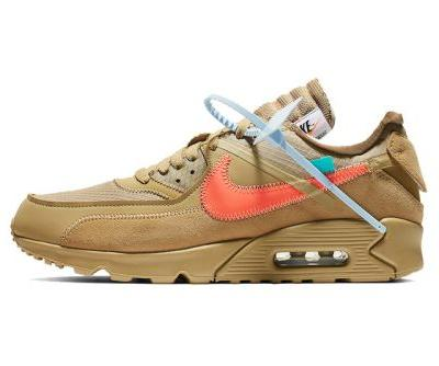 """Off-White™ x Nike Air Max 90 """"Desert Ore"""" May be the First Release from """"THE TEN"""" in 2019"""
