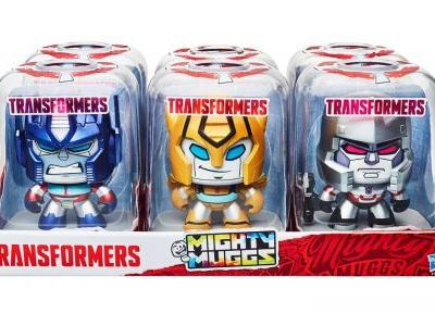 Exclusive: Transformers Gets Its Own Mighty Muggs Line
