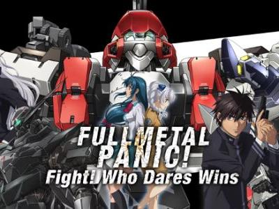 Full Metal Panic! Fight! Who Dares Wins Gets Japanese Release Date, New Trailer