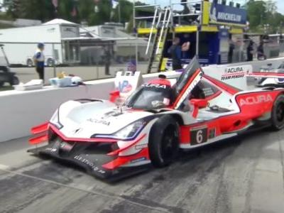 Nearly Every IMSA Class Broke Official Records During Petit Le Mans Qualifying