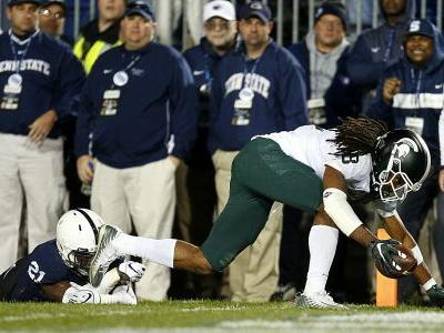 Penn State's last-minute loss to Michigan State effectively ends Nittany Lions' Playoff bid