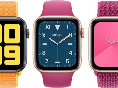Kuo: Apple Watch Series 5 Lineup to Launch in Fall With OLED Displays Supplied by Japan Display
