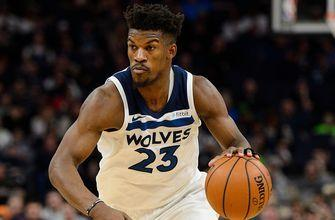Nick Wright on Jimmy Butler's trade request from Timberwolves