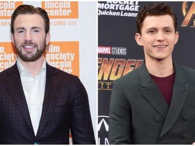Chris Evans & Tom Holland to Star in The Devil All the Time for Netflix