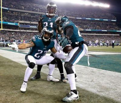 Eagles rout the Vikings to earn a trip to the Super Bowl