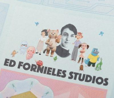 Ed Fornieles' new project proposes a new way to help fund artists