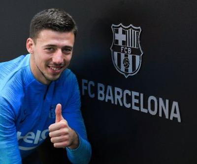 Lenglet and Barca's new wave aiming to turn their Champions League tide
