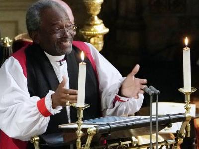 Bishop Michael Curry electrified the royal wedding with a moving sermon