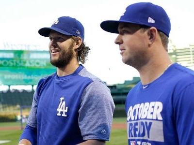World Series: Dodgers use 'If it ain't broke' logic with rotation