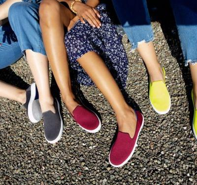 Rothy's, the San Francisco startup famous for its washable work flats, just came out with slip-on sneakers - here's how they stack up