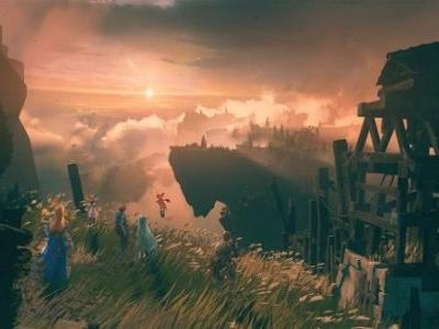 Watch 14 Minutes of Action-Packed Gameplay From Platinum Games' RPG Granblue Fantasy: Relink