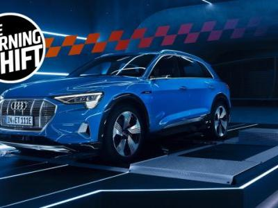 Audi's Electric SUV Is Already Having a Hard Time