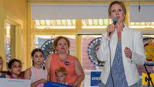 Cynthia Nixon Demands Fair Treatment From Democratic Arm That Aided Cuomo