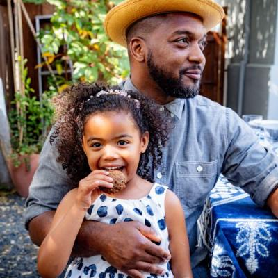 The Vegan Cookies One Chef Invented to Help His Daughter Become an Activist