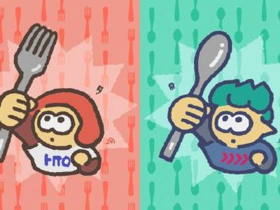 I can barely bring myself to tell you that America's next Splatoon 2 splatfest is Fork vs Spoon