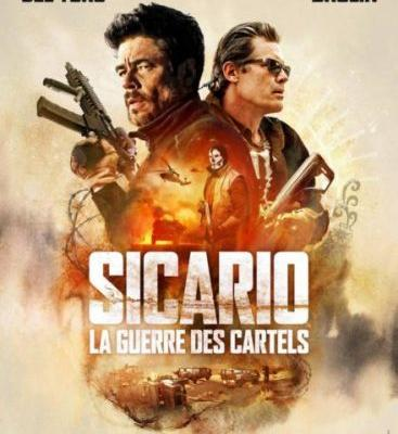 Sicario Day of the Soldado Movie - New Posters