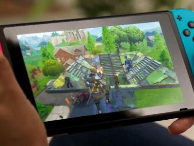 You'll have to pay to play Nintendo Switch games online - except for 'Fortnite'